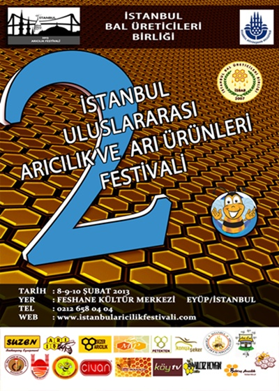 istanbul arıcılık festivali